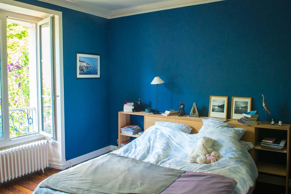 Peinture chambre jean guillotin for Chambre enfant peinture